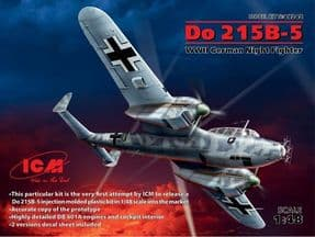 ICM48242 1/48 Dornier Do215B-5 Night Fighter
