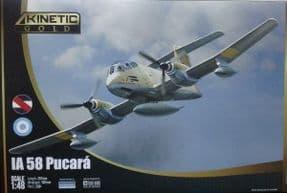 K48078 1/48 F.M.A. IA-58A Pucara