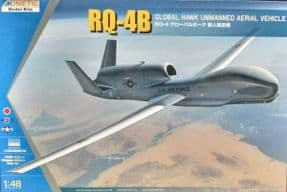K48084 1/48 Northrop Grumman RQ-4B Global Hawk