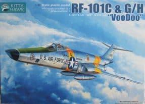 KH80116 1/48 McDonnell RF-101C Voodoo