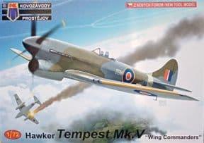 KPM0219 1/72 Hawker Tempest Mk.V 'Wing Commanders'