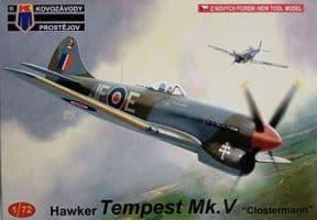 KPM0220 1/72 Hawker Tempest Mk.V 'Clostermann'