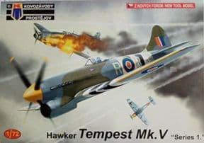 KPM0221 1/72 Hawker Tempest Mk.V Series 1