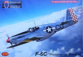 KPM0246 1/72 North-American F-6C 'Photo-recce Mustang'