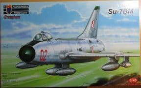 KPM4804 1/48 Sukhoi Su-7BM 'Fitter A' Warsaw Pact
