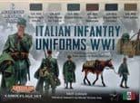 LC-CS50 Italian Infantry Uniforms WW1 (22ml x 6)