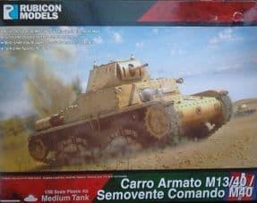 RB280095 1/56 Carro Armato M13/40