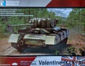 RB280098 1/56 Valentine IX/X/XI