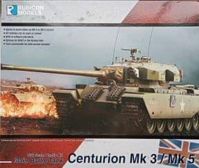 RB280104 1/56 Centurion MBT Mk 3 / Mk 5