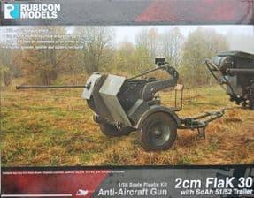 RB280109 1/56 2cm FlaK 30 with SdAh 51/52
