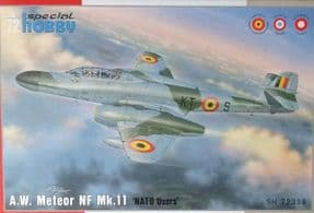 SH72358 1/72 Gloster Meteor NF.11 'Nato Users'