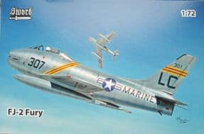 SW72138 1/72 North-American FJ-2 Fury