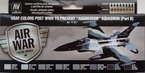 VAL71617 Modern USAF Aggessor Aircraft part 2