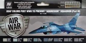 VAL71618 Modern USAF Aggessor Aircraft part 3