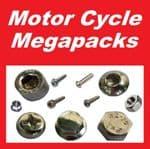 A2 and BZP Bolt / Nut / Screw / Washers Fastener Megapacks