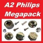 A2 Bolt, Nuts & Phillip Screw Megapack - Yamaha FS1E FS1E-DX