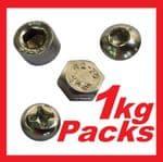 Machine Screws, Nuts & Washers (1kg Packs)