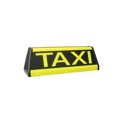 """18"""" Angle Taxi Roof Sign"""