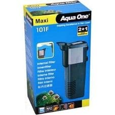 Aqua One Maxi Internal Filter Media & Parts