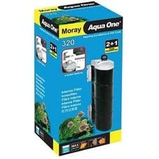Aqua One Moray Internal Filter Media & Parts