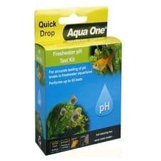 Aqua One QuickDrop Freshwater PH Test Kit