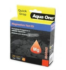 Aqua One QuickDrop Magnesium Test Kit