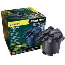 Pond One ClariTec 3000 Filter (9w UV)