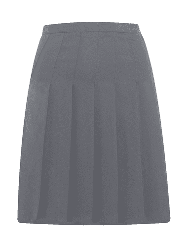Connah's Quay High Designer Pleated Skirt