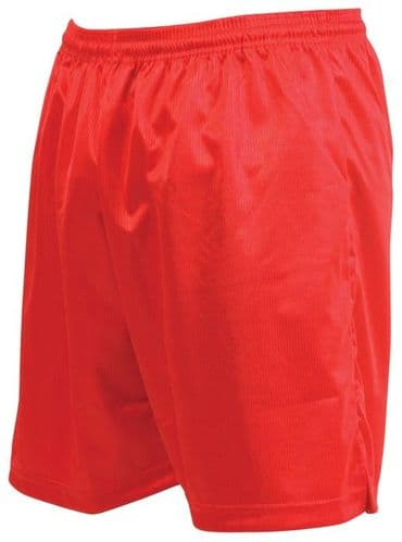 Connah's Quay High Red PE Shorts