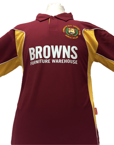C'Quay C.C. Match Day Jersey