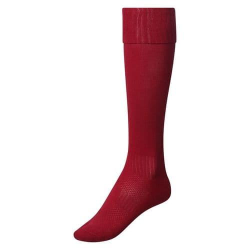 Elfed High School Maroon PE Socks
