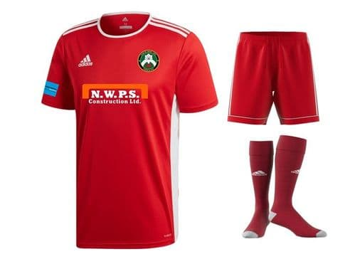 Rhyl FC Junior Away Kit (Shirt/Shorts/Socks)