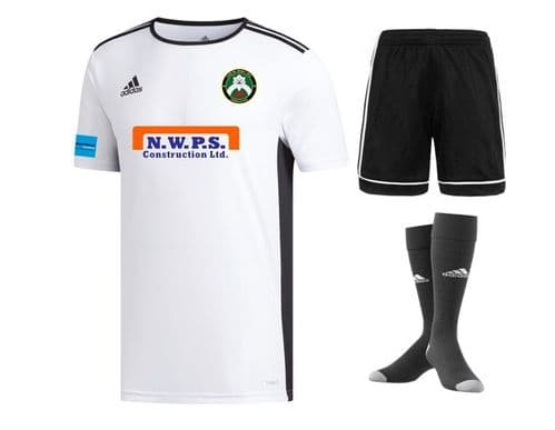 Rhyl FC Junior Home Kit (Shirt/Short/Socks)