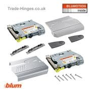 Blum Aventos HK top Tip-On Lift Set