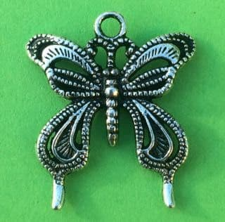 Butterfly Pendant Charm
