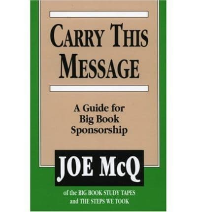 Carry This Message (paperback)