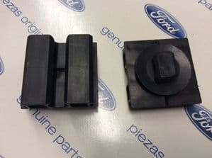 Ford Escort MK3/XR/RS New G/Ford Bumper cap clips.