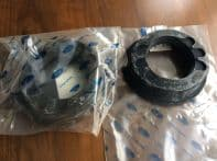 Ford Fiesta MK3/XR/RS New Genuine Ford rear spring rubbers