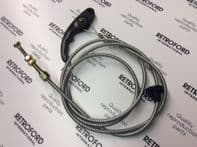 Ford Transit MK2 New bonnet pull and cable