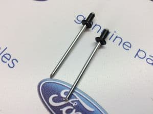 New Genuine Ford chassis identification rivetts