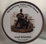 Fruit Selection Travel Sweets