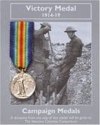 Miniature WW1 Victory Medal