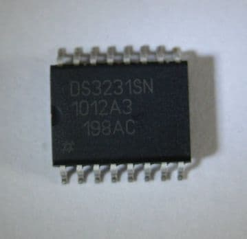 DS3231SN RTC Real Time Clock IC Perfect for Arduino and Raspberry PI - UK Seller