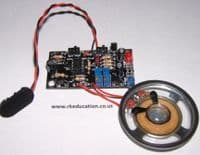 Sound and Light Kits and PCBs