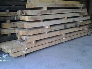 GREEN OAK BEAMS 6
