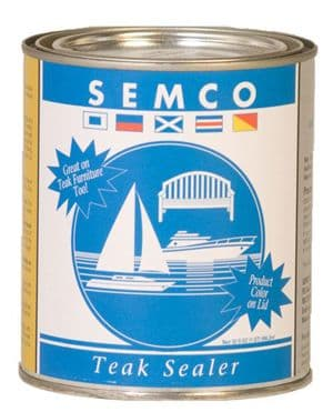 Semco Honeytone Teak Sealer - Available in 3 Sizes!