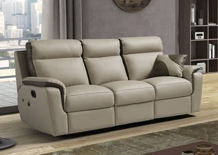 Device 3  Seater Sofa Power Recliner