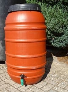 Recycled Water Butt