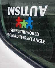 Autism - Seeing The World From A Different Angle