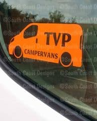 TVP CAMPERVANS Facebook Group Sticker - Design 2